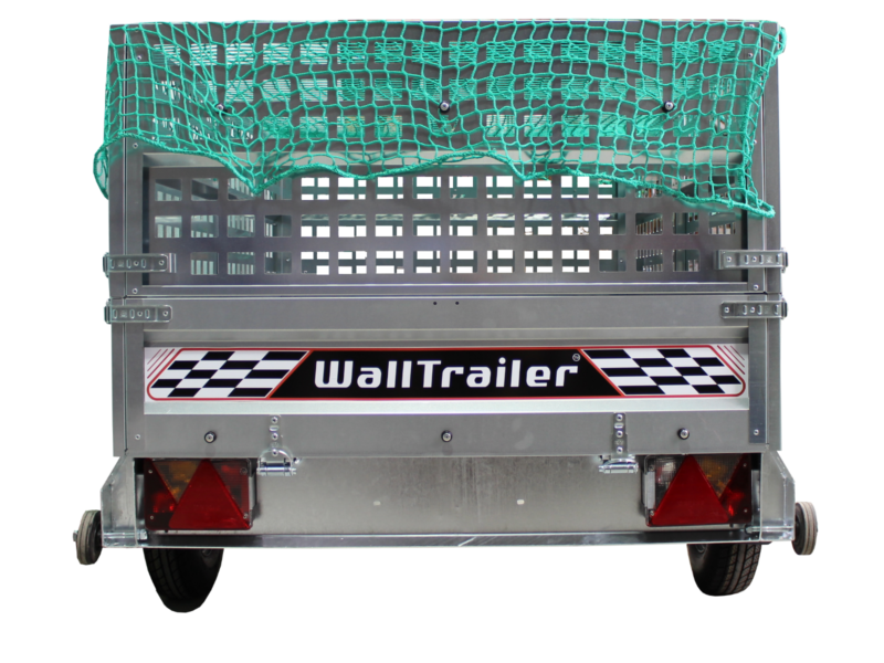 opties walltrailer loofrek